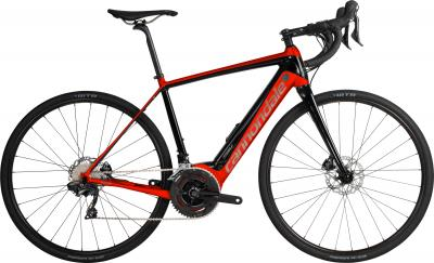Cannondale Synapse Neo Al 2 ARD (x) Acid Red w/ Jet Black and Meteor - Gloss
