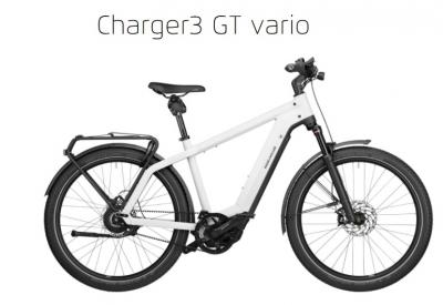 Riese und Müller Charger3 GT Vario, 625Wh, ceramic White