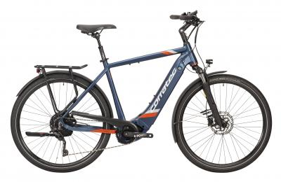 Corratec E-Power 28 CX6 10S Gent Blau matt/Orange matt/Grau matt 2020 - 625Wh 28 -