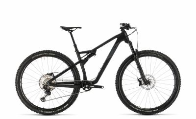 Cube AMS 100 C:68 Race 29 - Diamant -  carbon´n´grey 2020