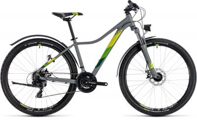 Cube Access WS Allroad grey´n´green 2018 - 29 -