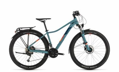 Cube Access WS Pro Allroad ´n´apricot - Diamant -  greyblue´n´apricot 2020