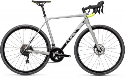 Cube CROSS RACE PRO Grey´n´flashyellow  2021 - 28
