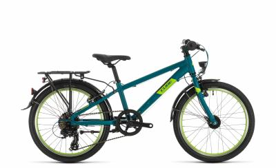 Cube Kid 200 Street - Diamant -  petrol´n´green 2020