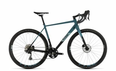 Cube Nuroad Race - Diamant -  black´n´greyblue 2020
