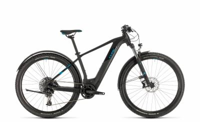 Cube Reaction Hybrid EX 625 Allroad 29 - Diamant -  black´n´blue 2020