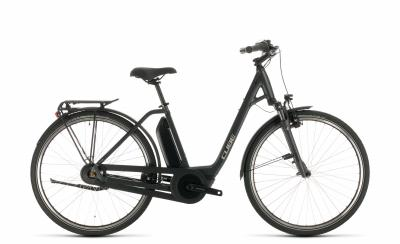 Cube Town Hybrid ONE 500 - Easy Entry -  iridium´n´black 2020