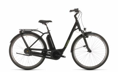 Cube Town Hybrid Pro RT 500 - Easy Entry -  black´n´green 2020