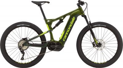 Cannondale Cujo Neo 130 4 VUG Vulcan w/ Green Clay and Volt - Gloss