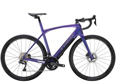 Trek Domane+ LT 7 Gloss Purple Flip 2021