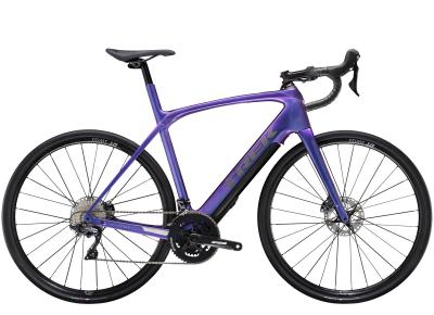 Trek Domane+ LT Gloss Purple Flip 2021