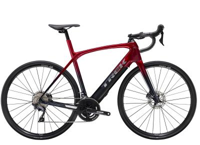 Trek Domane+ LT Rage Red to Deep Dark Blue Fade 2021