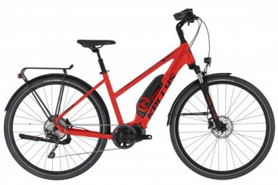 KELLYS E-Cristy 50 Red