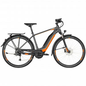 Bergamont E-Horizon 6.0 Gent grey/orange/silver (matt) 2018 - 28 -