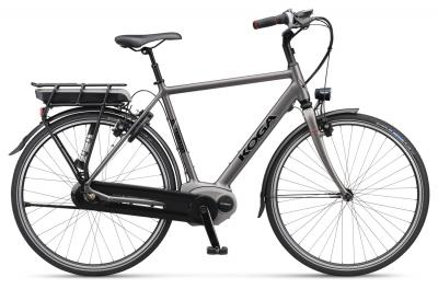 KOGA E-Nova RT, Herren, 400Wh,  2015, Warm Grey Metallic