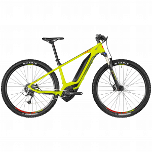 Bergamont E-Revox 5.0 lime/black/red (matt) 2018 - 29 -
