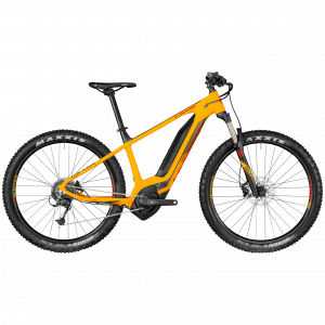Bergamont E-Revox 6.0 Plus melon yellow/black/red (matt) 2018 - 27.5 -