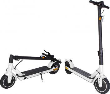 Streetbooster E-Scooter One 8.5, weiss