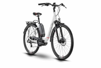Husqvarna Eco City 1 White / Light Grey / Red