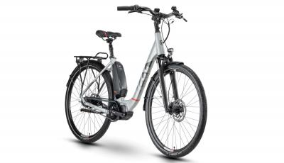 Husqvarna Eco City 2 CB Silver / Red