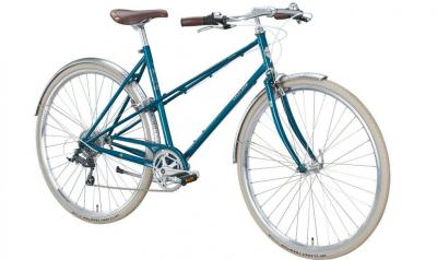 Excelsior Vintage D tahiti turquoise 2020 - 8Gg 28 Mixte -