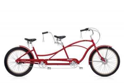 Electra Tandem HellBetty 7i - 26 -  Metallic Red 2019