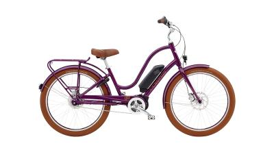 Electra Townie Go! 8i Step-Thru - 26 LADIES' -  Fig Metallic 2019