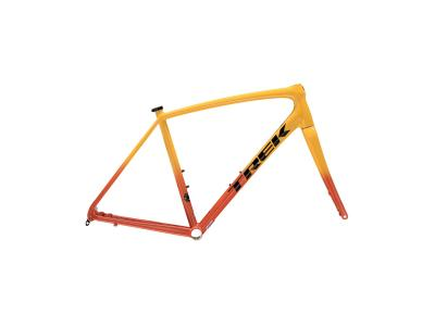 Trek Émonda ALR Disc Frameset Radioactive Red to Marigold Fade 2021