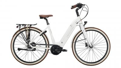 Excelsior  perlmut white 2020 - 8Gg 500Wh 28 Wave -