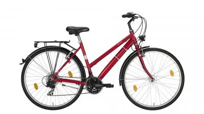 Excelsior Road Cruiser Alu  racing red 2020 - 1Gg 28 Trapez -