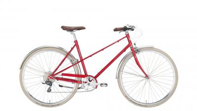 Excelsior Vintage D ruby red 2020 - 8Gg 28 Mixte -