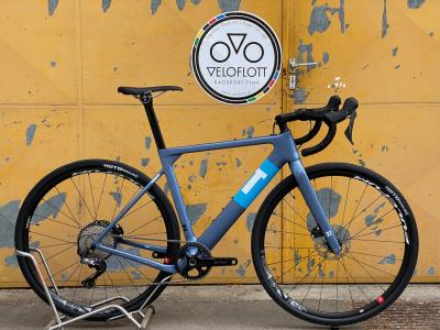 3T Exploro PRO GRX Grey/Blue Carbon M