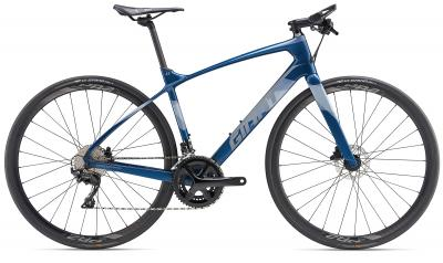 Giant FastRoad Advanced 1 Darkblue-Grey-Silver Matt-Gloss 2019