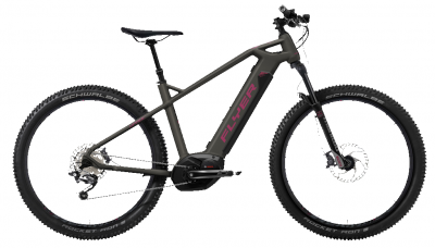 Flyer Uproc1 4.10 - Hardtail 27,5 -  Slate Grey / Berry 2019