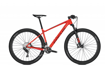 Focus RAVEN Evo Hotchili Red 2018 - 29 Diamant -