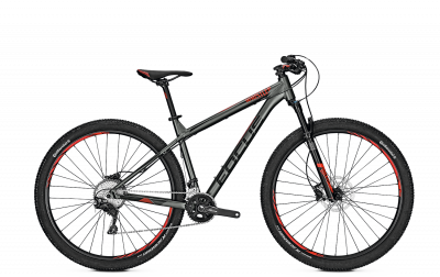 Focus WHISTLER SL Irongrey matt 2018 - 29 Diamant -