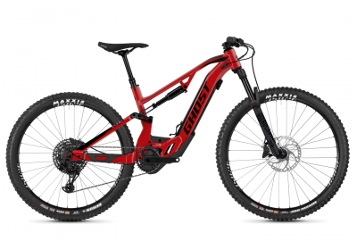 GHOST Hybride ASX 2.7+ AL U riot red / jet black 2020
