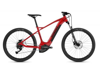 GHOST Hybride HTX 2.7+ riot red / jet black 2020