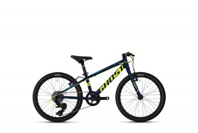 GHOST Kato R1.0 AL U night blue / neon yellow / riot blue 2020