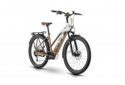 Husqvarna Gran Tourer 4 White / Bronze / Yellow