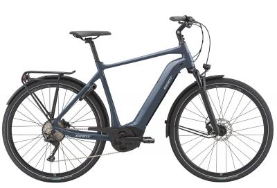 Giant ANYTOUR E+ 1 GTS Blue Ashes  2021 - 625Wh 28