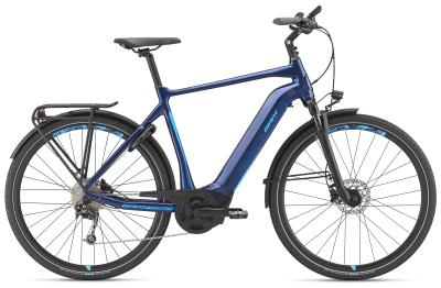 Giant AnyTour E+ 2 GTS Metallicblue 2020