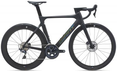 Giant PROPEL ADVANCED 1 DISC Carbon Smoke Matt Gloss  2021 - 28