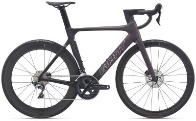 Giant PROPEL ADVANCED PRO 1 Rosewood / Carbon Smoke Matt  2021 - 28
