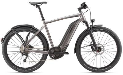 Giant Quick-E+ FS Metallicanthracite Matt 2019 - 500 -