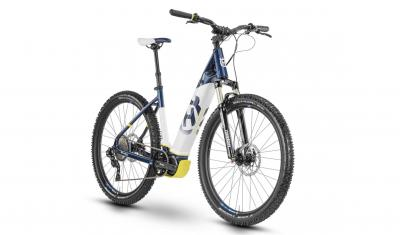 Husqvarna Gran Sport 6 Blue / White / Yellow