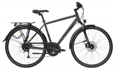 Hercules TOURER COMP anthrazit-matt 2020 - 28 Diamant -