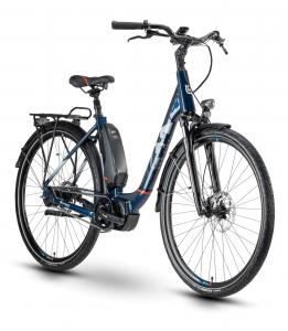 Husqvarna Eco City 5 CB Blue / White / Red