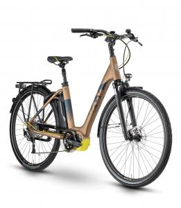 Husqvarna Gran City 3 Bronze / Blue / Yellow
