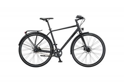 KTM CHESTER black matt (black metallic glossy)